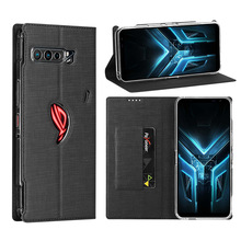 Wallet Cases For ASUS ROG Phone 3 Case Magnetic Bo