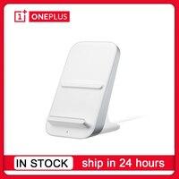 OnePlus-cargador inalámbrico inteligente para móvil, dispositivo de carga urdimbre 30, modo de dormir, refrigeración por aire Qi/EPP, 5W/10W/30 W, para OnePlus 8 Pro, Original