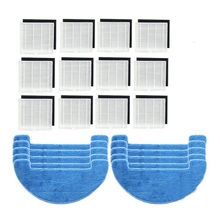 Robot Vacuum Cleaner Hepa Filter for Ilife V8 V8S X750 A7 X800 X785 V80 Robotic Parts Accessories Type-1