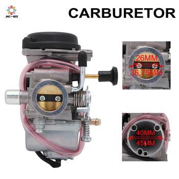 Carburador de motocicleta de 26MM, repuesto de Carburador, suministro de combustible para Suzuki EN125 EN-125 EN 125 Mikuni 125cc