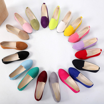 Women's single shoes, flat shoes, Women's foreign trade shoes
