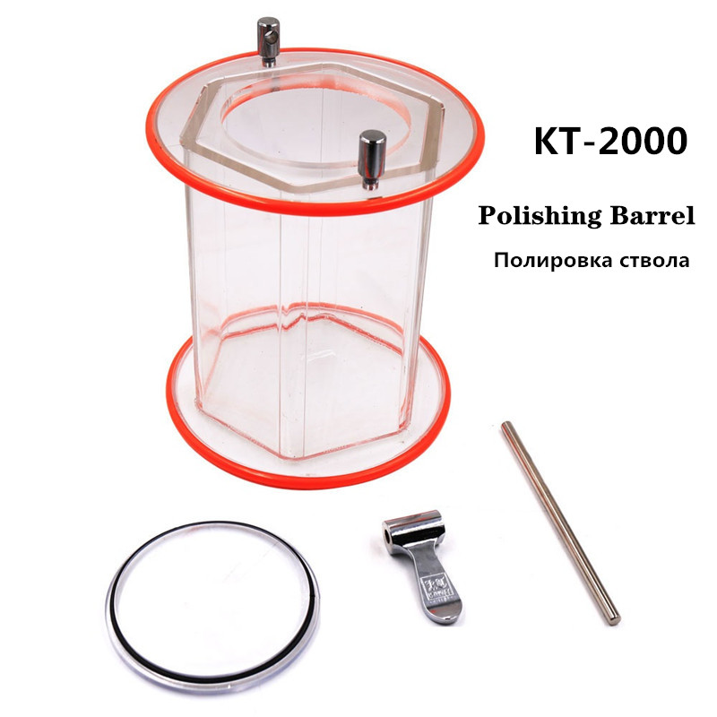 Capacity 5 Kg Rotary Drum/bucket For KT-2000 Tumbler For Polishing Machine, Jewelry Polishing Barrel