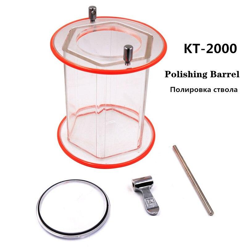 Capacity 5 Kg Rotary Drum/bucket For KT-2000 Tumbler For Polishing Machine, Jewelry Polishing Barrel