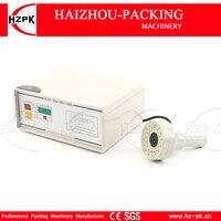 HZPK Handle Type Bottle Induction Sealing Foil Induction Sealer machine Aluminum Foil Sealing Machine For 20 90mm Cap DCGY F500