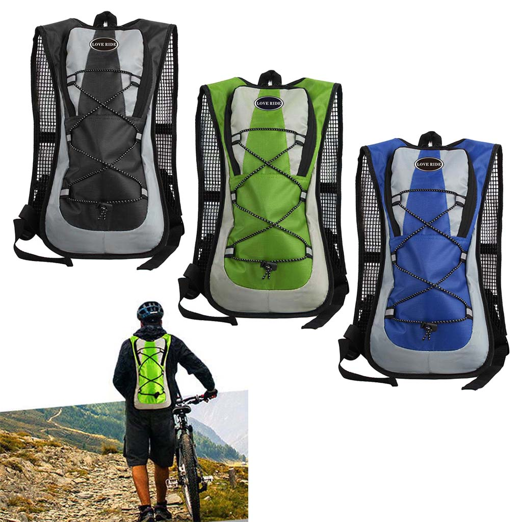 5L Professional Cycling Hydration Pack Bicycle Rucksack Camping Hiking Backpack Water Bag Outdoor Sports Equipment Unisex