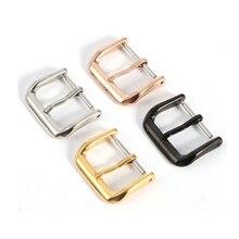купить Stainless steel watch buckle for Apple watch band 42mm/38mm 22mm strap belt metal buckle Watch straps accessories по цене 95.04 рублей