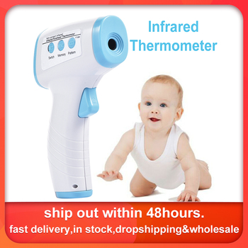 Baby/adult Digital Termomete Infrared Forehead Body Thermometer Gun Fast Accurate Non-contact Electronic Termometro Children