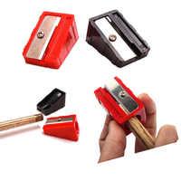 Herramienta de reparación de billar inglés, Corrector de punta de taco de billar, mango portátil, duradero, extraíble, Universal, negro/rojo