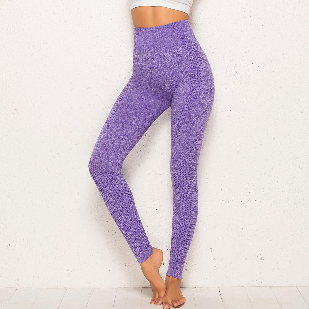 Women Seamless Workout Sportswear Tights 10