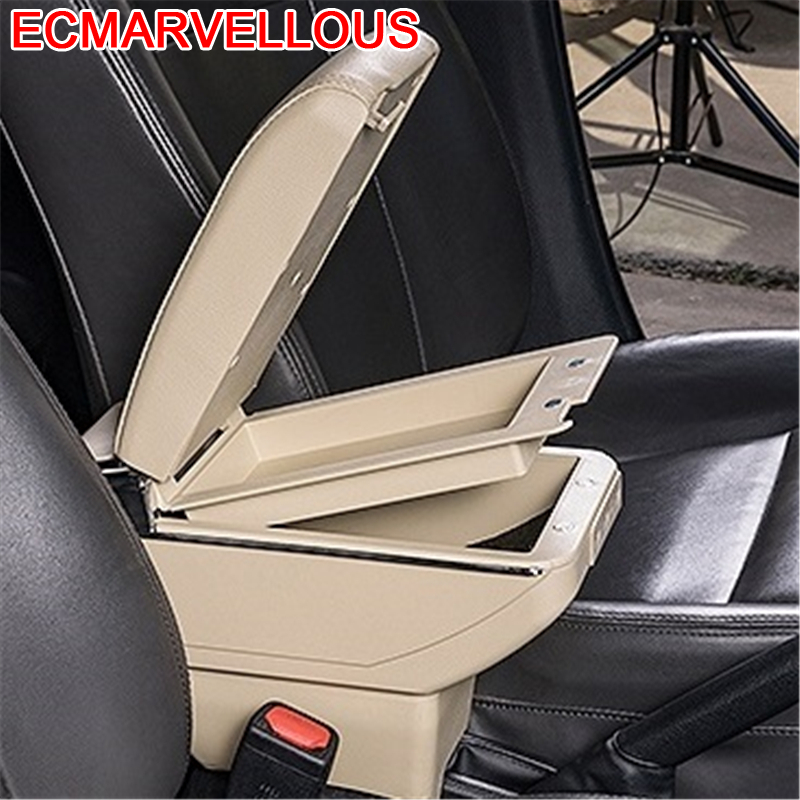 Accessory Auto Arm Rest Car Car-styling Accessories Upgraded Parts Modification Automovil Armrest Box 17 FOR Volkswagen Santana