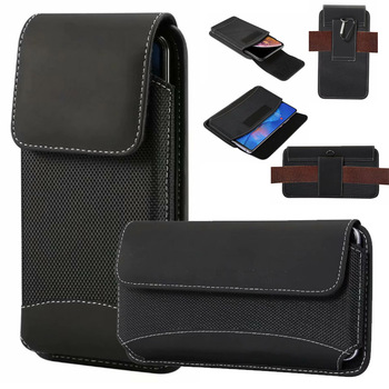 For Redmi K30 4G/5G/K30 Pro Zoom/Black Shark 3Pro/Mi 10 /Mi 10Pro/Mi Note10Pro/QIN 2Pro Case Camping Hiking Outdoor Holster Bag