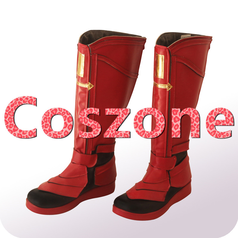 Fancy Dress Period Costumes Endgame Captain Marvel Carol Danvers Cosplay Boots Shoes Avengers Clothes Shoes Accessories Buildersandthings Com Ng Marvel's the avengers captain america red boots shoes comics cosplay costume. buildersandthings com ng