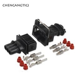 5 комплектов, 3-контактный автомобильный таймер питания Tyco Amp, розетка, штекер, фоторазъем 282191-1 282729-1 1 1-962581-1 для Toyota