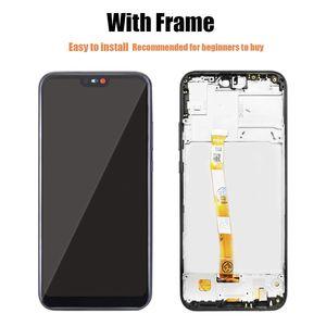 Image 4 - 화웨이 P10 P20 lite에 대 한 AAAA 품질 LCD 화웨이 노바 3E 화면에 대 한 LCD 터치 스크린 디스플레이 디지타이저 어셈블리 교체