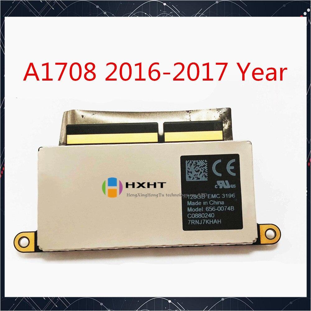 """Original For MacBook Pro Retina 13.3"""" A1708 SSD 256GB 256G PCI-E SSD 656-0041C 656-0044A 656-0076A 656-0041B 656-0067A 2016 2017(China)"""