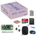 ¡En Stock! Original Retroflag GPi caso Kit con 32G Micro SD Tarjeta de disipador de calor bolsa para Raspberry Pi cero/cero W|Accesorios de tablero de demostración| |  -