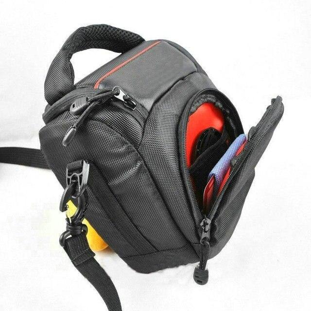 Sac de voyage en sac en bandoulière, sac de voyage pour appareil photo reflex numérique pour nikon D700 D5200 D5100 D710 D600 D800E