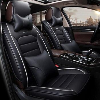 Cubierta de asiento de coche cubiertas de autos para ssang yong rexton tivolan XIV kyron... acura ilx mdx rdx rlx tlx tsx zdx de 2006, 2005, 2004, 2003