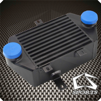 58mm Inlet Side Mount Alloy Intercooler Fits  For Toyota MR2 SW20 3SGTE 1990-1995