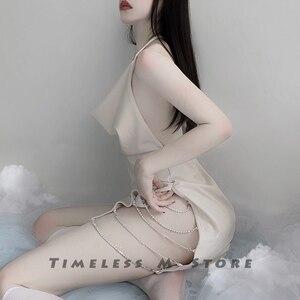 Image 1 - Seksi iç çamaşırı Bodycon elbise egzotik giyim kulübü elbise zarif erotik kostümleri parti giyim bayanlar seksi kostümleri kız için hediye