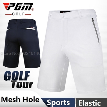 Lato tenis Golf mężczyźni spodenki odzież golfowa cienkie wysokie elastyczne męskie spodnie dresowe komfort oddychające suche spodenki spodnie XXS-XXXL tanie i dobre opinie COTTON POLIESTER CN (pochodzenie) Dobrze pasuje do rozmiaru wybierz swój normalny rozmiar CC0040 Stałe