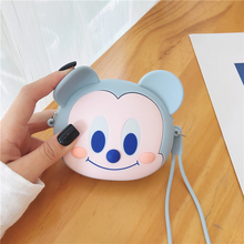 Women Wallets Small Fashion Brand Silicone Mini Purse Kids Ladies Cards Box For Female Clutch Coin Bag Money Pouch Cute Wallet