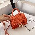 Marke Schulter Tasche Für Frauen 2020 Stilvolle Umhängetaschen Designer PU Leder Handtaschen Neue Mini Damen Pures Weibliche Messenger Tasche