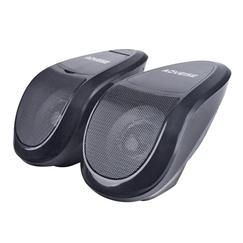 AOVEISE Mt493 Bluetooth, Weatherproof Speaker And Amplifier Sound System, Speakers, Bluetooth Amplifier, Perfect For Motorcycles