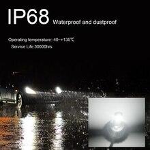 LSlight HA CONDOTTO il Faro H7 H4 H1 H11 H3 9007 9004 H13 9005 9006 880 H27 HB2 HB3 HB4 LED Auto lampadina 24V 60W 6000K 9600lm Auto Lampade
