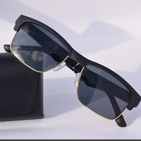 K2 Smart Wireless Bluetooth Headset Hände-Freies Anruf Musik Audio Sport Gläser Intelligente Brillen Sonnenbrille Für Männer Frauen