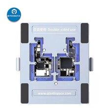 QianLi iSocket Double Side Logic Board Fixture for iPhone X Motherboard Fixture Upper/Lower Layer Motherboard Separate Teardown