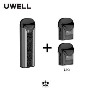 Image 5 - Uwell Thái Pod Hệ Thống Và 1 Túi 3 Ml Công Suất 0.6/1.0 Ohm Thái Lọ Pod E Thuốc Lá hơi Pod Vape