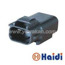 Ücretsiz Kargo 2 Setleri 2pin Otomatik Kablo Demeti Konut Araba Elektrik Fiş Konnektörü