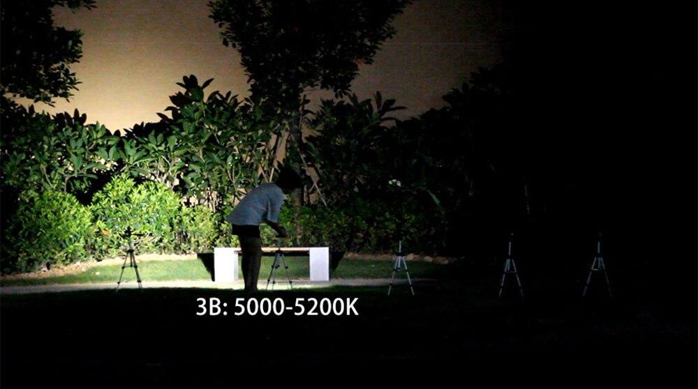 interface de carregamento, 18650 flash tocha caça acampamento luz mais poderosa