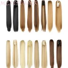 ONE12cm Grand épais Jumbo Cheveux Clip Scrub Black Claw Ponytail Holder Clamp UK OA