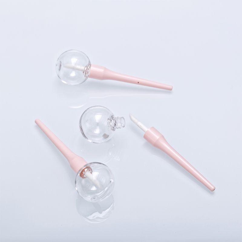 recipiente com varinha batom líquido cosméticos diy recarga