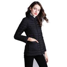Kurtka zimowa damska odzież dla kobiet płaszcz zimowy 2020 zimowa kurtka bawełniana płaszcz damski ciepły Plus rozmiar nowa kurtka zimowa ciepła tanie tanio SARSALLYA Pani urząd Osób w wieku 18-35 lat zipper YRM8 Pełna COTTON Akrylowe Trykot bawełniany Polar Szczupła Stałe