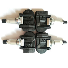 4pcs 36106856209 צמיג לחץ צג חיישן מערכת 70735510 433MHZ 707355 10 TPMS עבור BMW X5 F15 F85 x2 X1 F48 X6 F16 F86