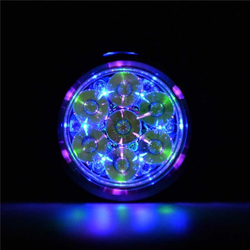 Astrolux MF01 Mini 7 * SST20 5500LM CRI95 Typ C Wiederaufladbare Campact EDC Taschenlampe 26650 21700 18650 Taschenlampe Laterne tragbare - 2