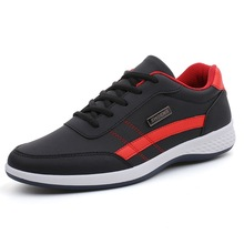2020 Spring and Autumn Men's Shoes Business Casual Outdoor Sneakers Low-Top Running