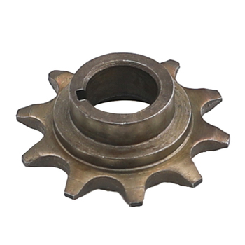 TDPRO 10 Teeth Mini Front Engine Sprocket Cog For 415 Chain 48cc 66cc 70cc 80cc 2 Stroke Engines Motorized Bicycle Dirt Pit Bike