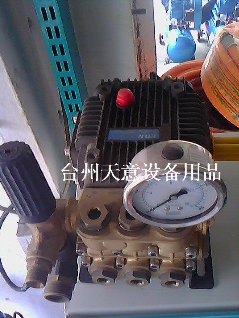 Cleaning Machine Component High-pressure Piston Pump High Pressure Pump Head Copper Pump Head Product