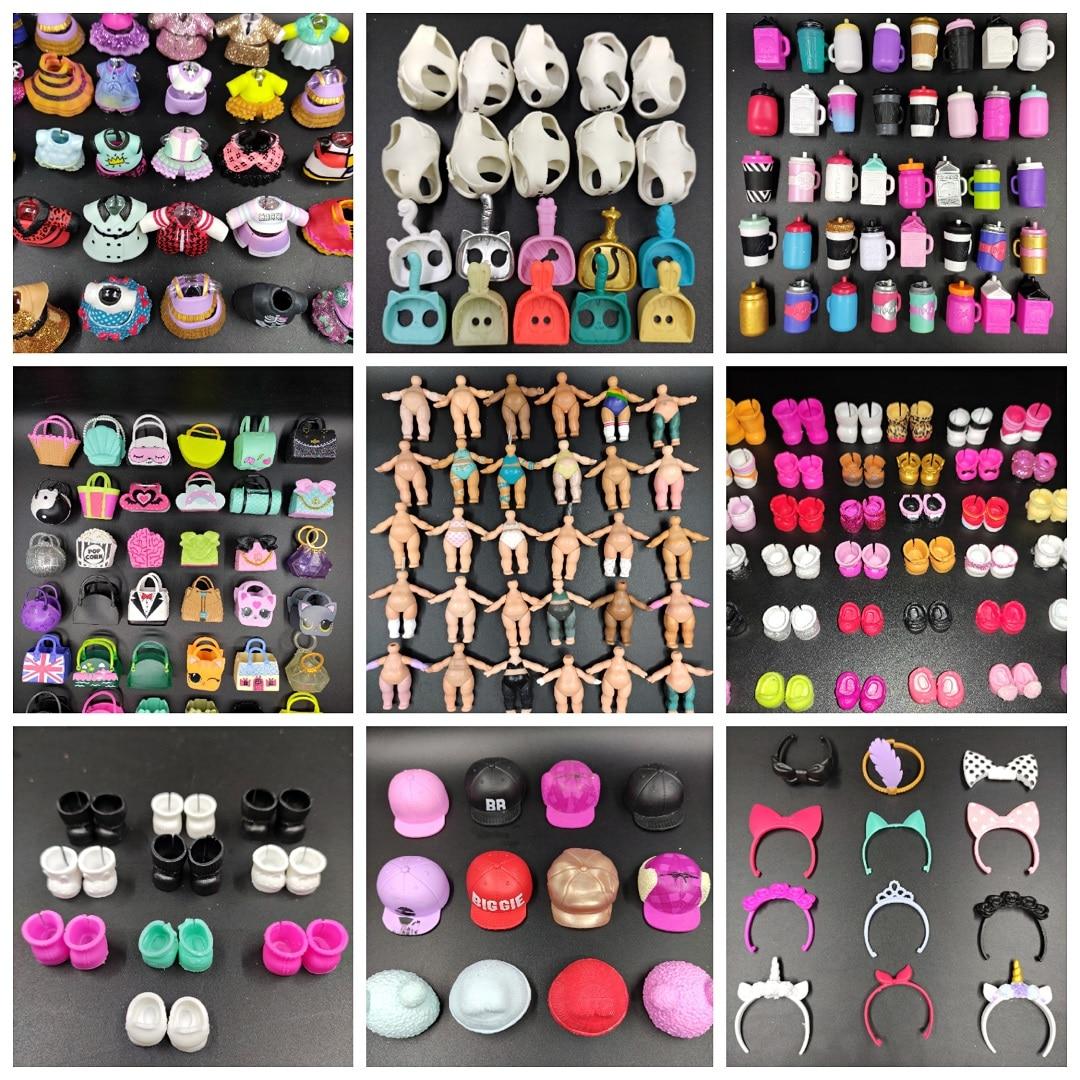 L.O.L.SURPRISE! New lol dolls Toys Surpris Doll Generation DIY Manual Blind Box Model Doll Baby Girl Kids Gift Hot Toys