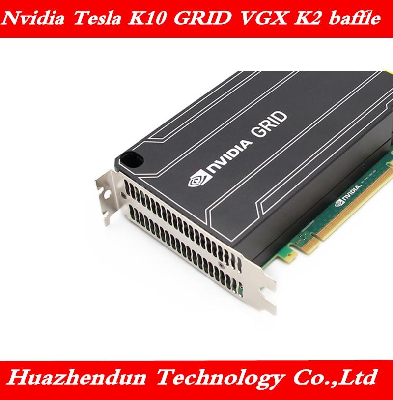 Original Nvidia Tesla K10 GRID VGX K2 K1 GPU Bracket K2 K1 K10 Baffle 50pcs Free Shipping