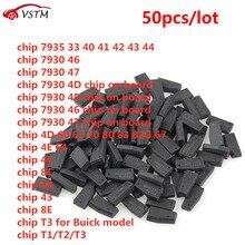 50 teile/los Xhorse VVDI Super Chip XT27A01 XT27A66 Transponder für ID46/40/43/4D/8C/8A/T3/47 für VVDI2 VVDI Schlüssel Werkzeug/Mini Schlüssel Werkzeug