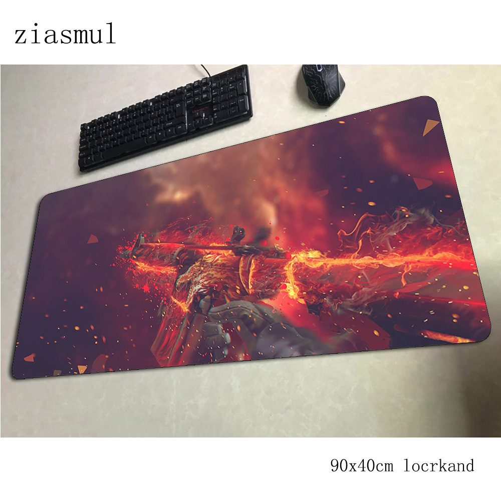 csgo <font><b>padmouse</b></font> <font><b>900x400x3mm</b></font> gaming mousepad game gel large mouse pad gamer computer desk Customized mat notbook mousemat pc image
