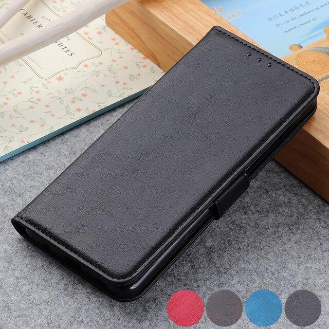高級磁気フリップ Pu レザーカードスロット財布カバーケース Apple の Iphone 11 プロマックス Xs 最大 Xr × 8 プラス 7 プラス 8 7 Coque Funda