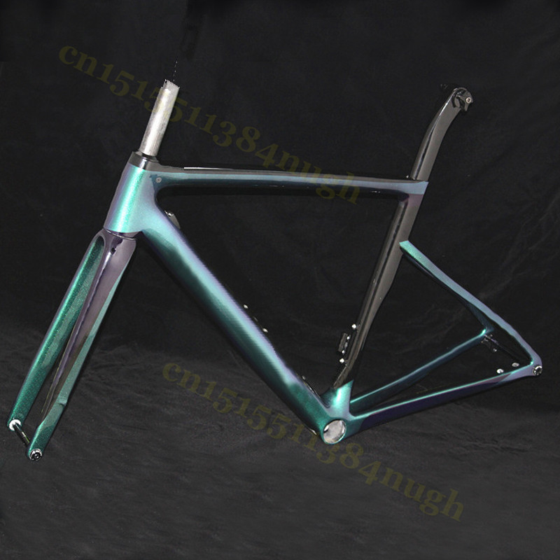 Carbon-Frame-Disc-Brake Road-Axle-Frame Bicycle Frame Disk-Brake Carbon Cycling-Bike Taiwan T1100 Available Made With Logo