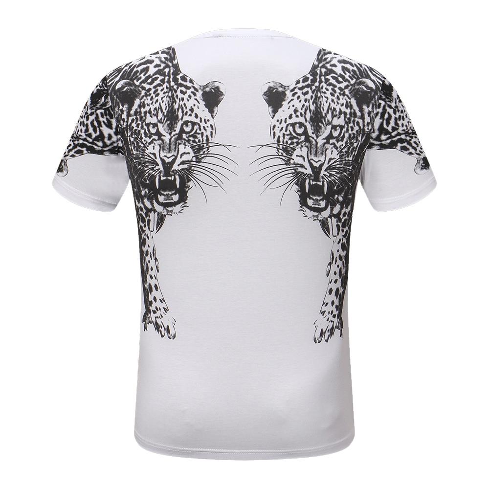 confortável respirável preto branco t camisa masculina