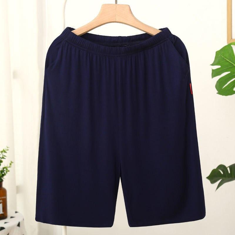 Homme Short Mens Jogging Casual Sweatpant Men Plus Size 6XL Breathable Home shorts Beach Solid Cotton Shorts Men Striped Panties 4